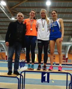 Bronzo ai Campionati italiani di prove multiple – Padova