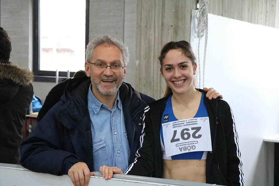 10ª ai Campionati italiani juniores e promesse indoor – Ancona