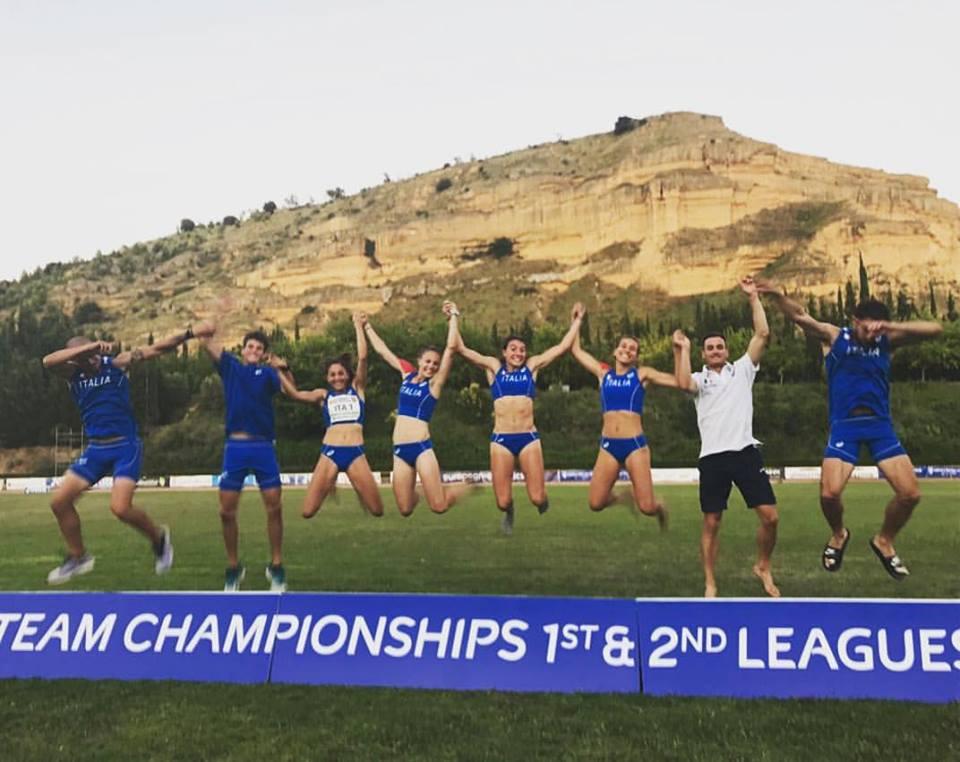 First League della Coppa Europa di prove multiple – Monzon ESP
