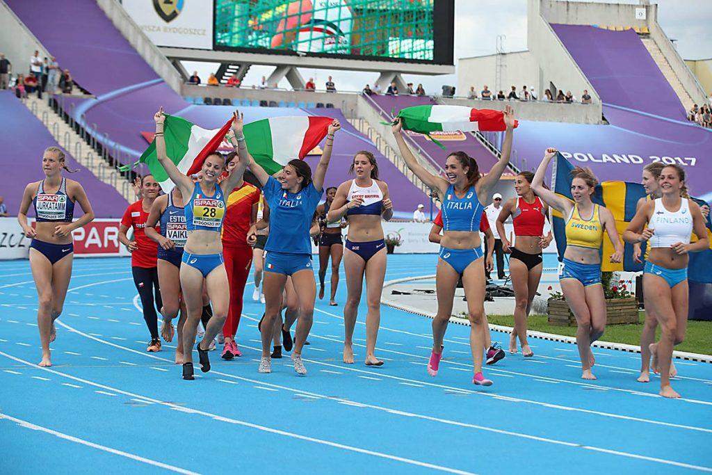 Campionati europei under 23 di atletica leggera