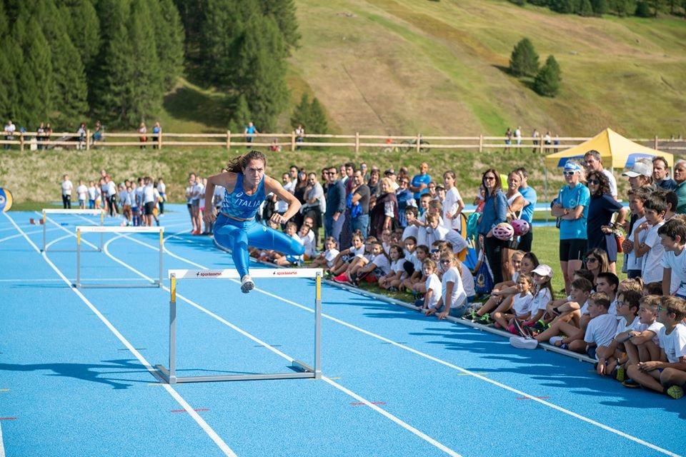 100 metri ostacoli