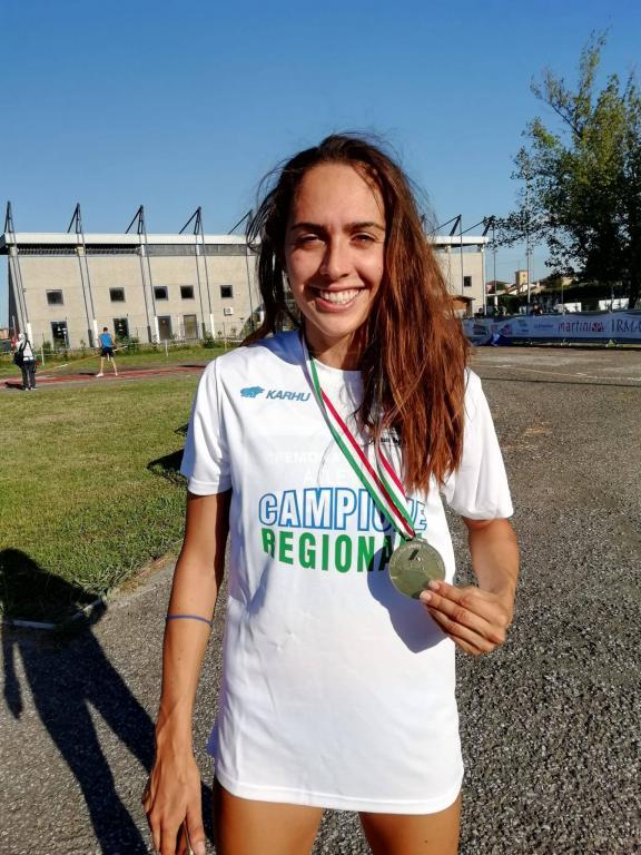 Campionati Regionali individuali di prove multiple Eptathlon   Casalmaggiore, 12 Luglio 2020